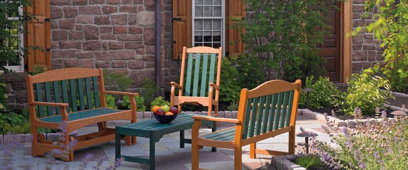 Breezesta Wooden Patio Furniture