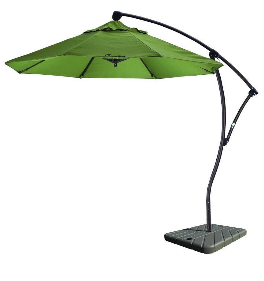 Green Umbrella on California Umbrella Page
