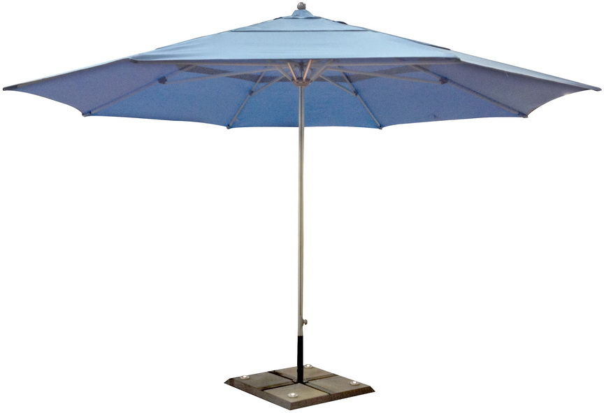 Blue Umbrella on California Umbrellas Page