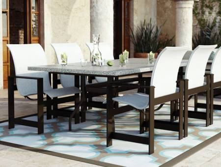 White Patio Furniture hc14