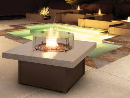 Patio Fire Pit hc18