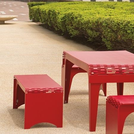 Red Telescope Furniture