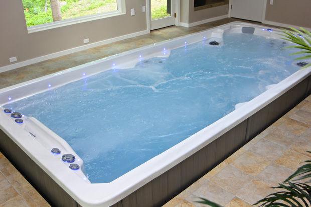 Swim Spa Install 1
