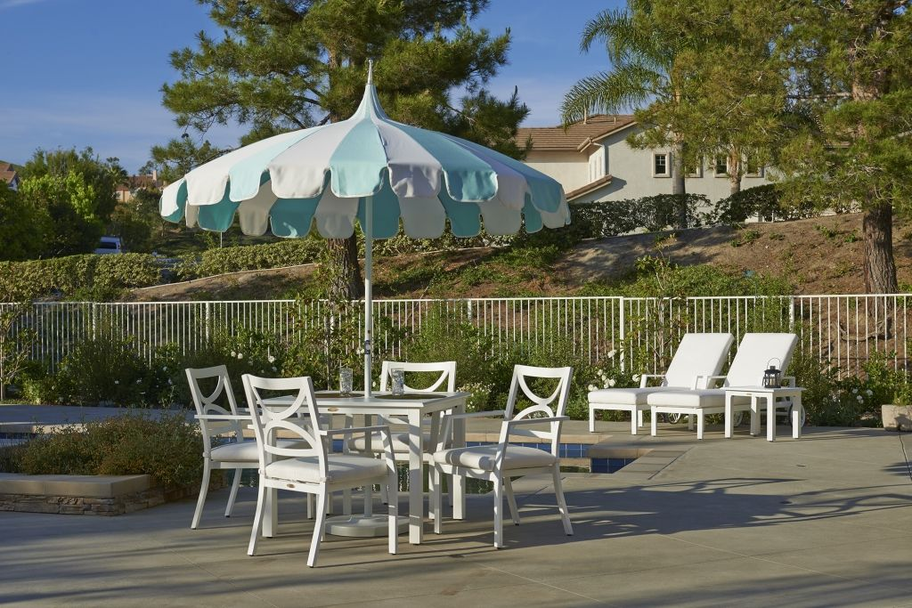 Banners White Patio Furniture
