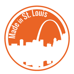 Made in St Louis Symbol for Hot tubs