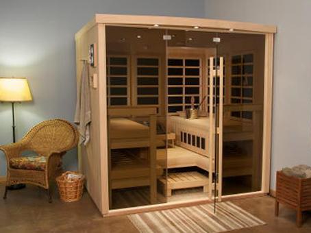 Finnleo Saunas Page Sauna Image