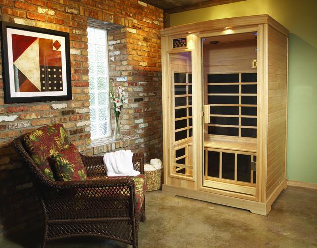 Saunas & Steam Generators Page Sauna2