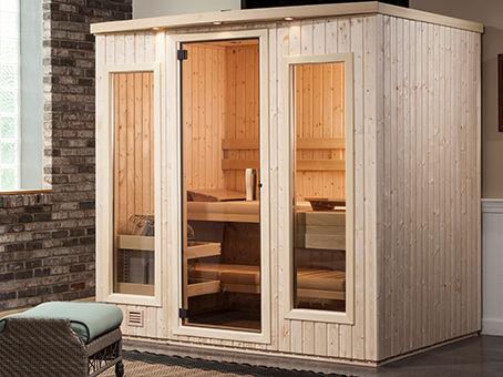 Finnleo Saunas Page Sauna Image 4