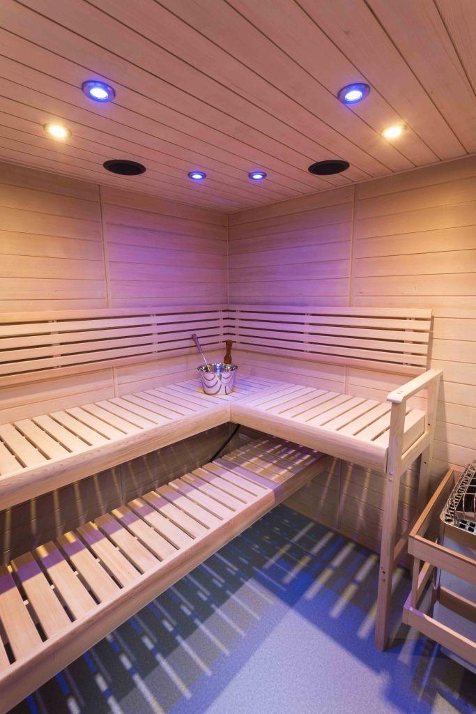 Saunas & Steam Generators Page Sauna 4
