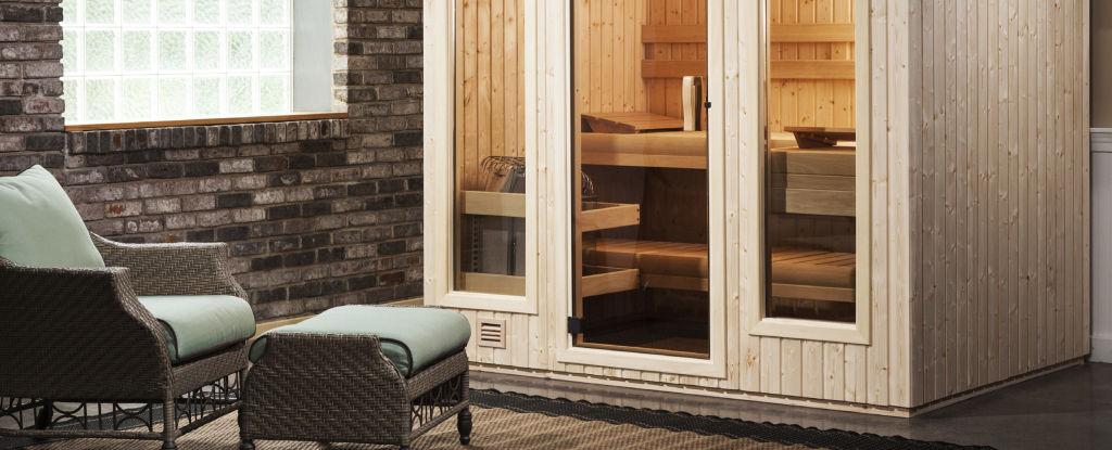Saunas & Steam Generators Page Image