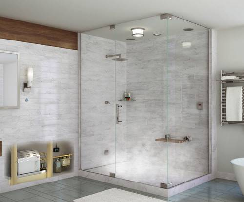 Amerec Steam Generators Contemporary Bathroom