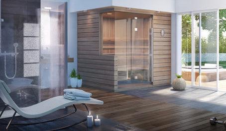 Designer Series Finnleo Sauna