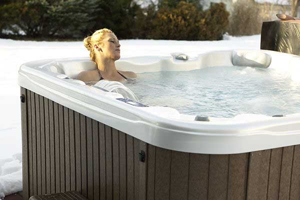 Hot Tub and Spa Therapy Healing