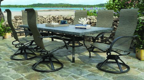 Homecrest Outdoor Living Palisade