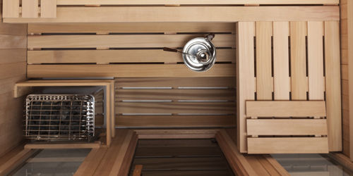 Saunas & Steam Generators