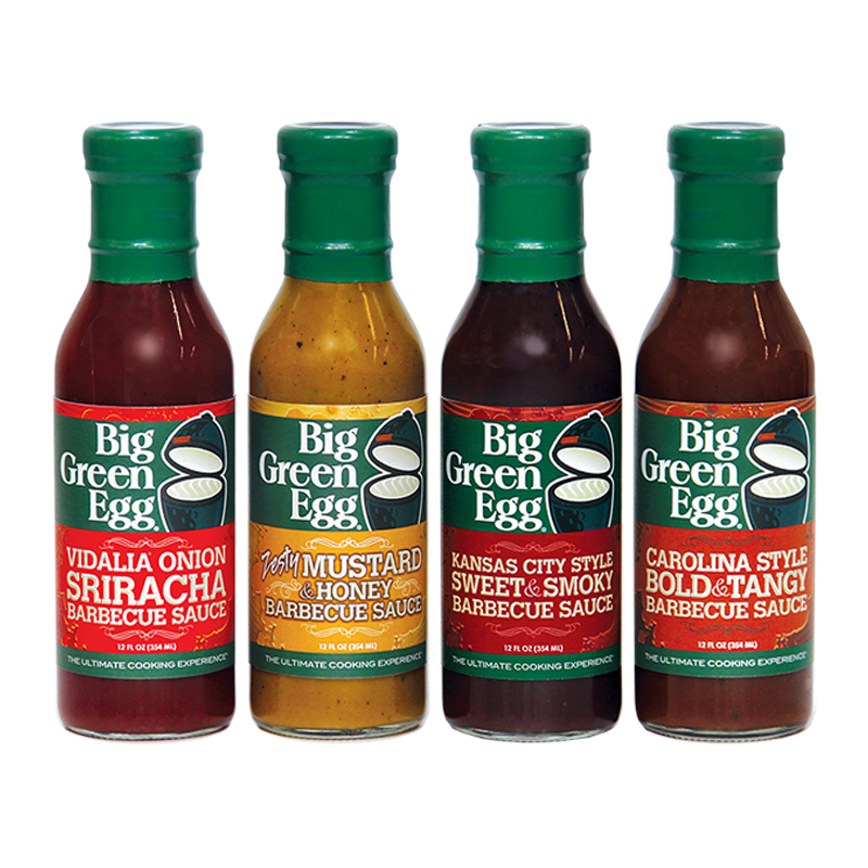 The Big Green Egg - Grill, Smoker, and Oven BBQ Sauce