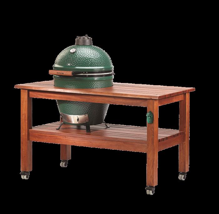 Big Green Egg Table
