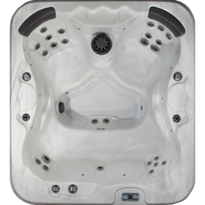 Resized Pioneer Hot Tub in white