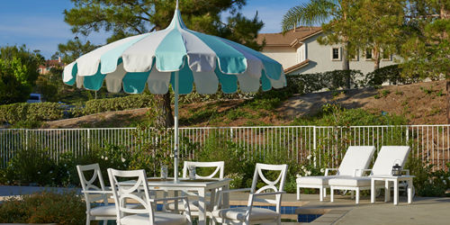 Homecrest Outdoor Living California Umbrella