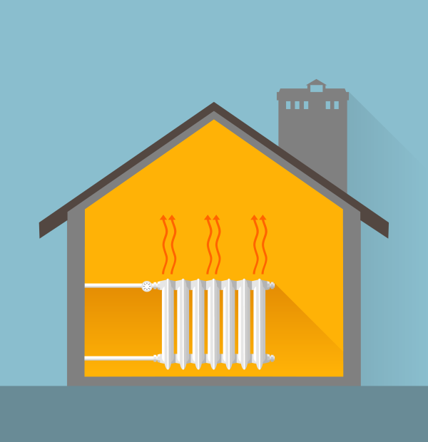 Insulated House Image