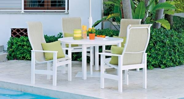 Telescope Casual Patio Furniture Leeward Sling