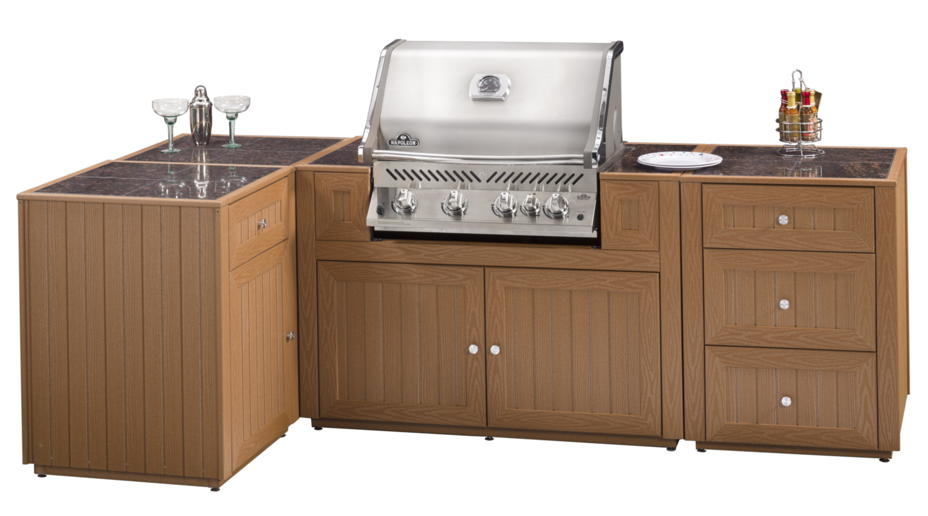 Outdoor Kitchens - Aspen Spas | Aspen Spas of St. Louis