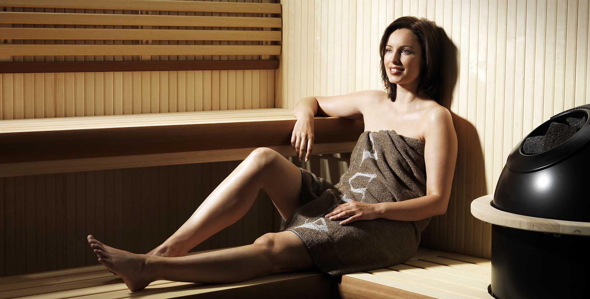 Saunas Be Happier Image