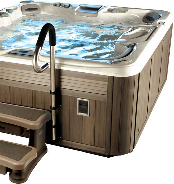 Spa Accessories & Hot Tub Surrounds Safe-T-Rail Aluminum