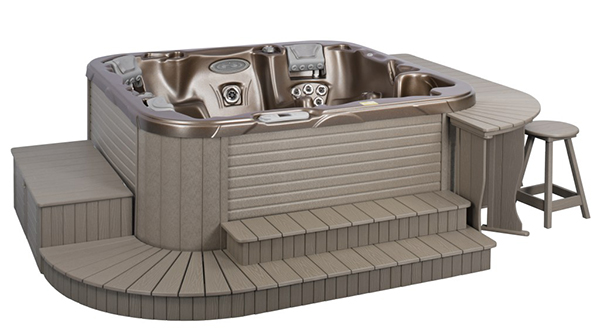 Spa Accessories & Hot Tub Surrounds Style 1