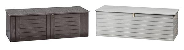 2 Storage Benches