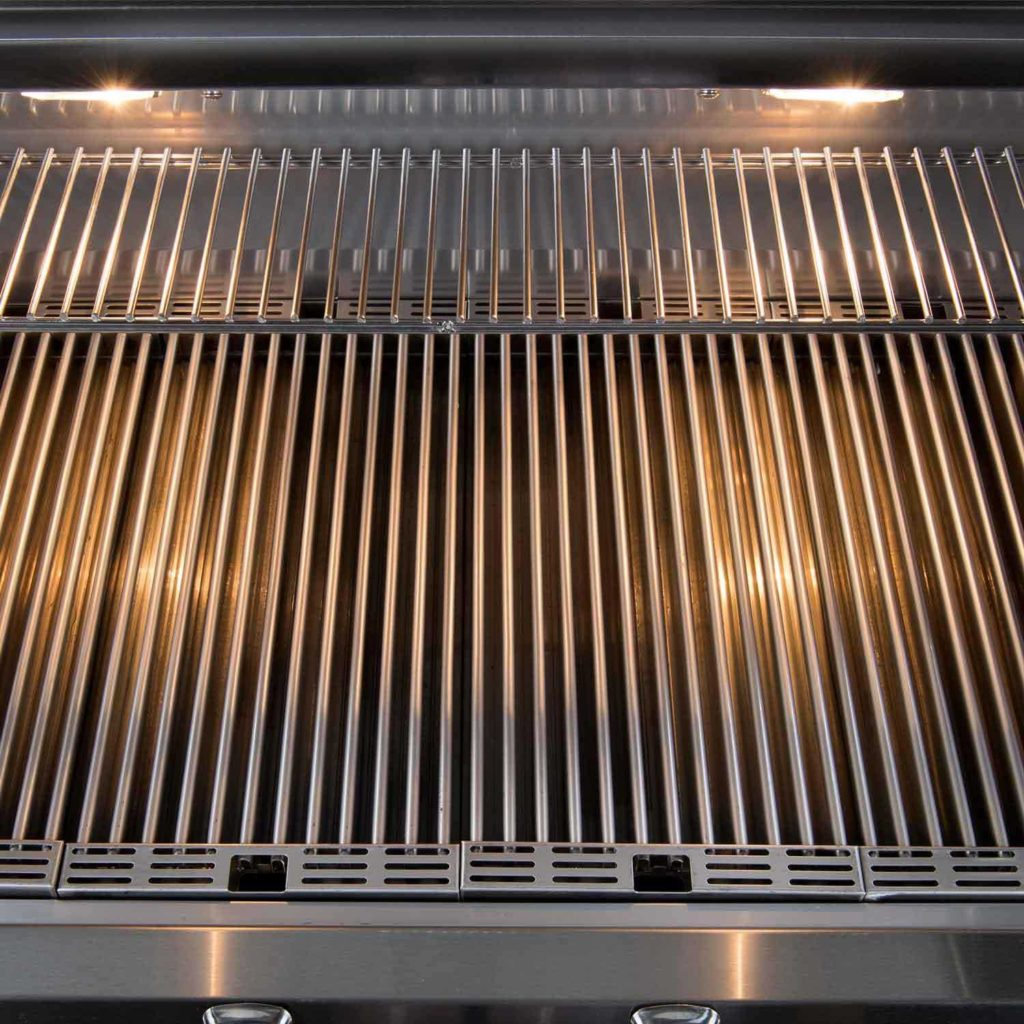 Alternate Photo of Saber SS 670 Bl Grill Top