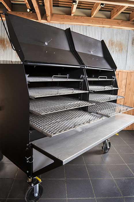 The Pitboss Shelves