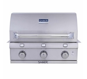 Built-in Grill 300 Saber Grills