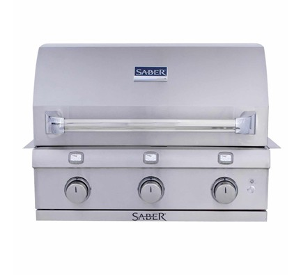Built-in Grill Saber Grills