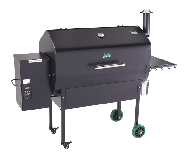 Daniel Boone Pellet Grill with WiFi image 2