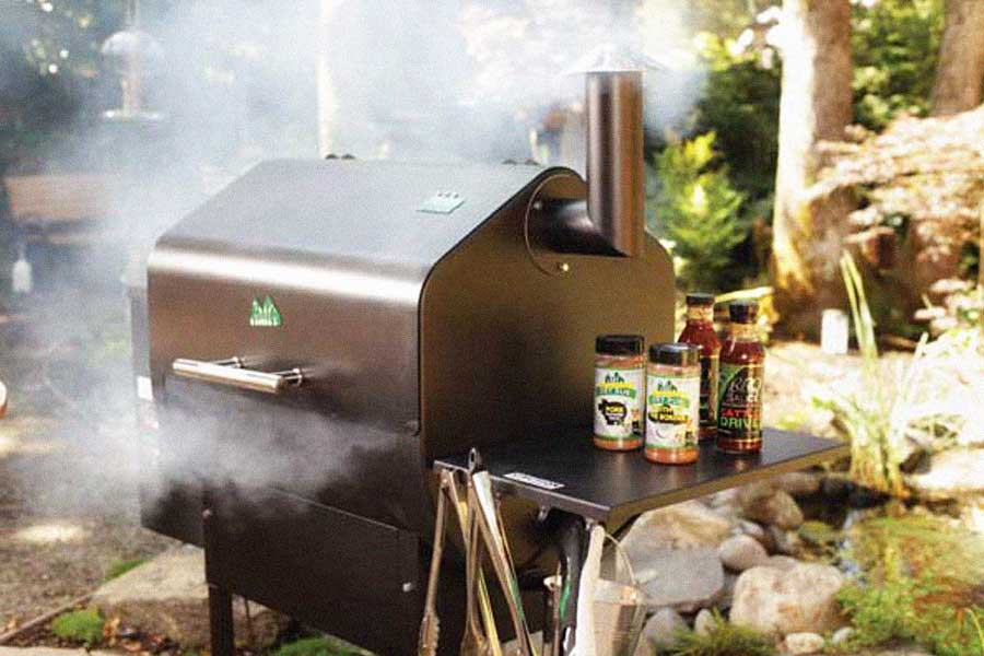 Green Mountain Grill BBQ Grills & Smokers