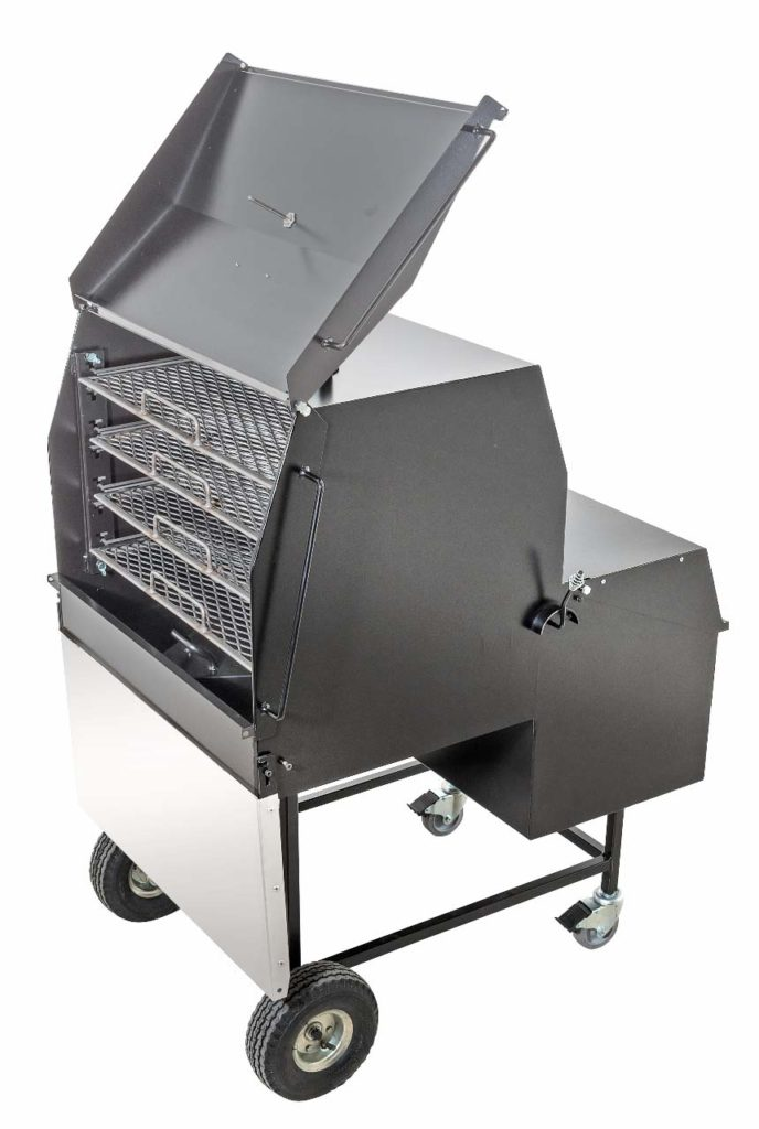 The Marshall Grill Front View