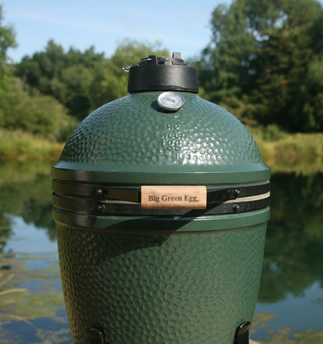 Big Green Egg Medium 4 Photo