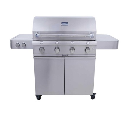 Stainless Steel Saber Grills