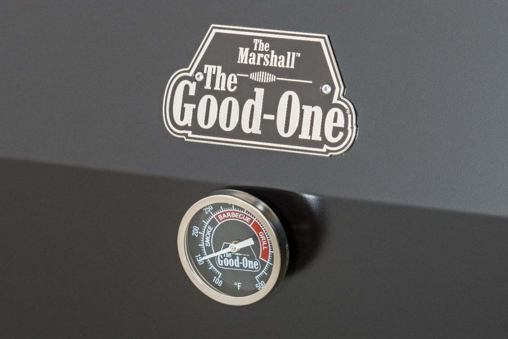 The Marshall Grill Temp Gauge
