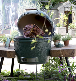 Big Green Egg XXL 4 Grilling