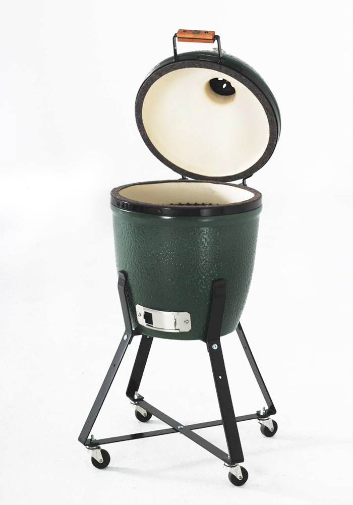 Big Green Egg Grill Small 2 Open Top